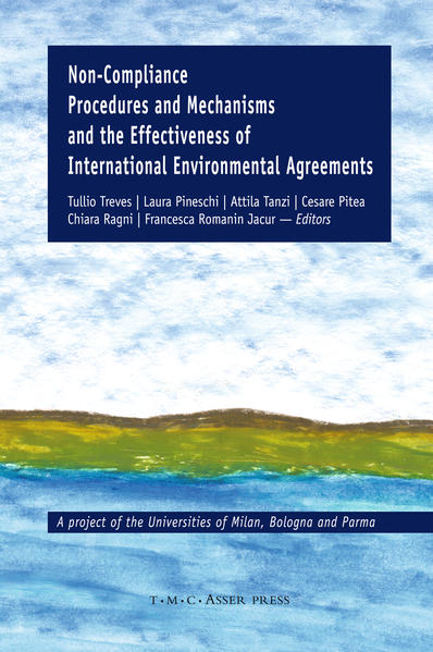 Non-Compliance Procedures and Mechanisms and the Effectiveness of International Environmental Agreements - Coverbild