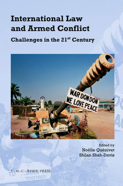 International Law and Armed Conflict - Coverbild