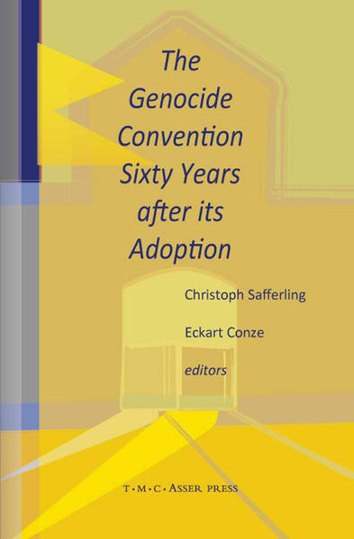 The Genocide Convention Sixty Years after its Adoption - Coverbild