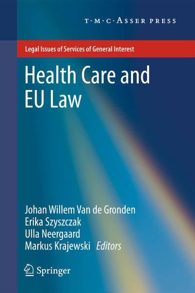 Health Care and EU Law - Coverbild