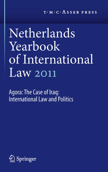 Netherlands Yearbook of International Law 2011 - Coverbild