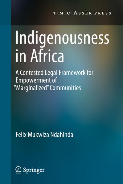 Indigenousness in Africa - Coverbild