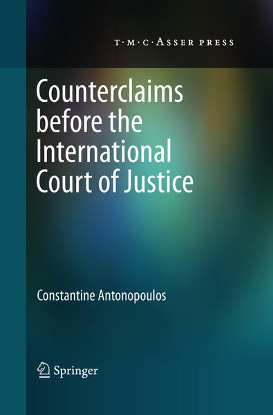Counterclaims before the International Court of Justice - Coverbild