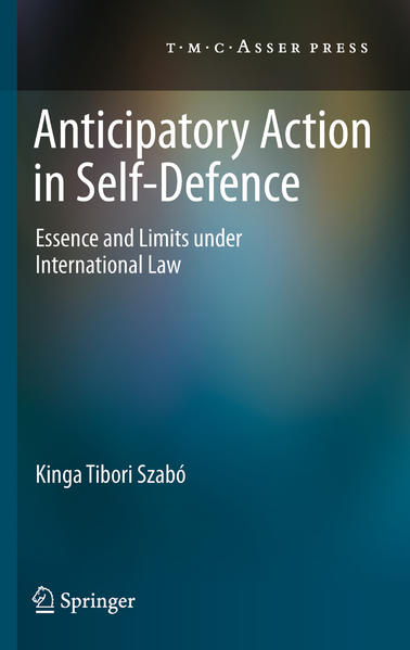 Anticipatory Action in Self-Defence - Coverbild