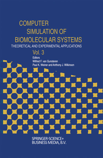 Computer Simulation of Biomolecular Systems - Coverbild