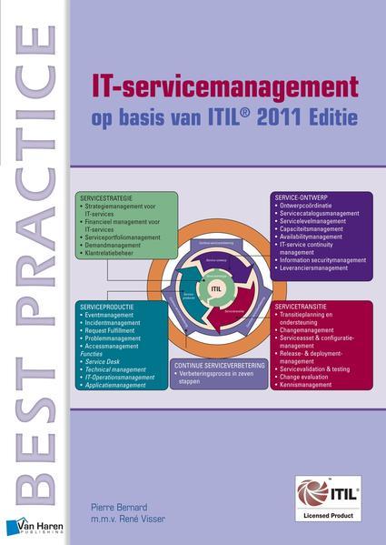IT-servicemanagement op basis van ITIL® 2011 Editie - Coverbild