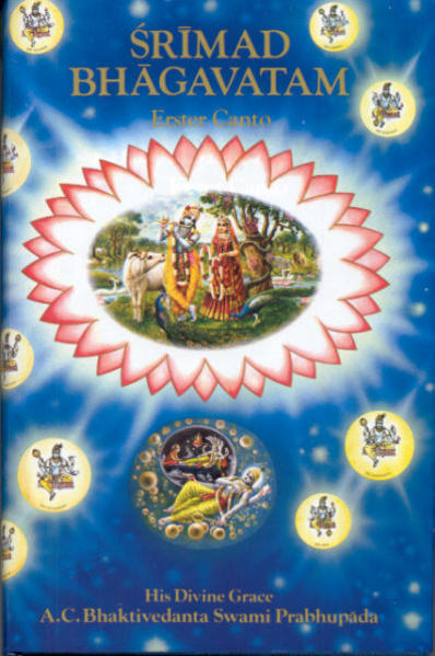 Srimad Bhagavatam - Coverbild