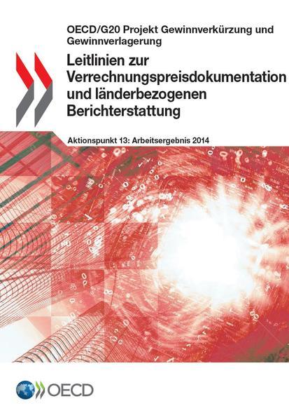 Leitlinien zur Verrechnungspreisdokumentation und länderbezogenen Berichterstattung - Coverbild