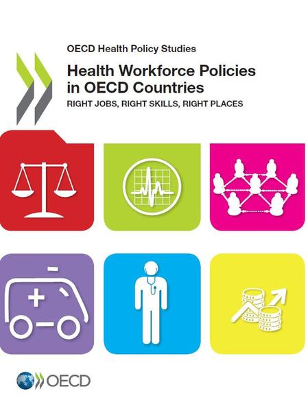 Health Workforce Policies in OECD Countries - Coverbild