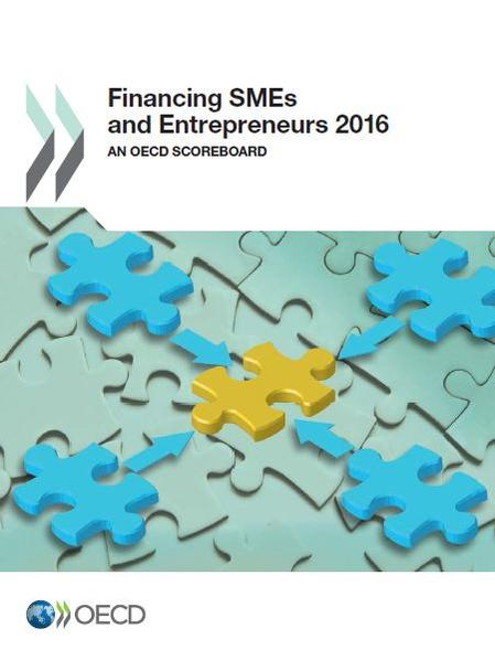 Financing SMEs and Entrepreneurs 2016 - Coverbild