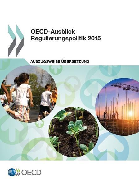 OECD-Ausblick Regulierungspolitik 2015 - Coverbild