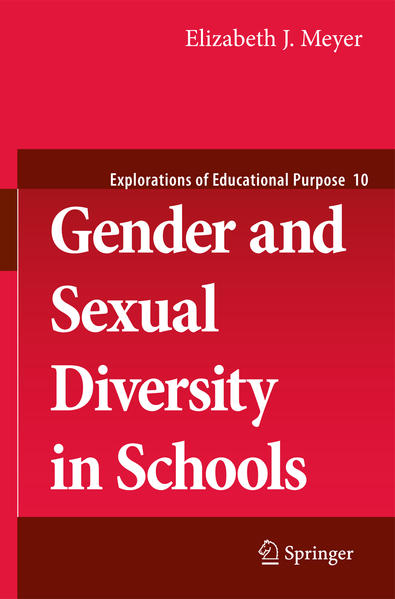 Gender and Sexual Diversity in Schools - Coverbild