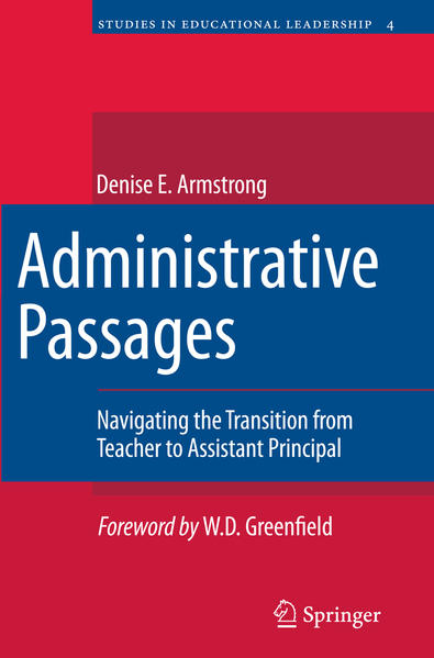 Administrative Passages - Coverbild