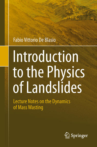 Introduction to the Physics of Landslides - Coverbild