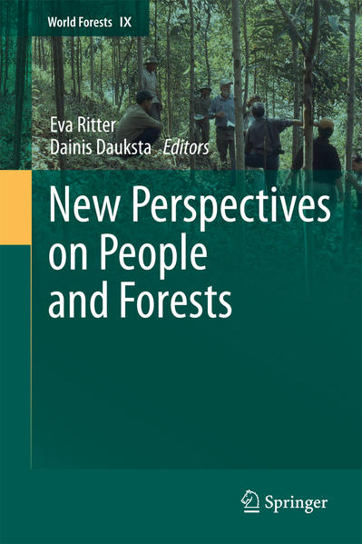 New Perspectives on People and Forests - Coverbild