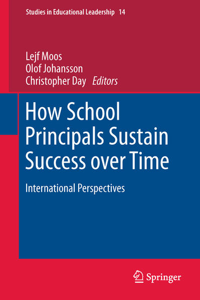 How School Principals Sustain Success over Time - Coverbild