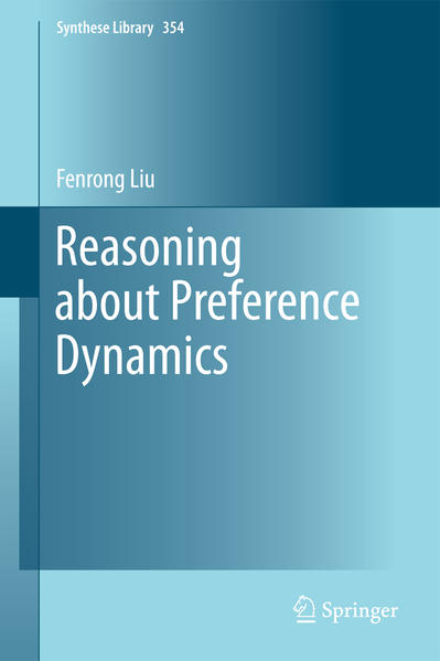 Reasoning about Preference Dynamics - Coverbild