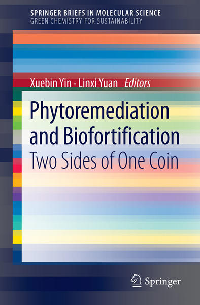 Phytoremediation and Biofortification - Coverbild