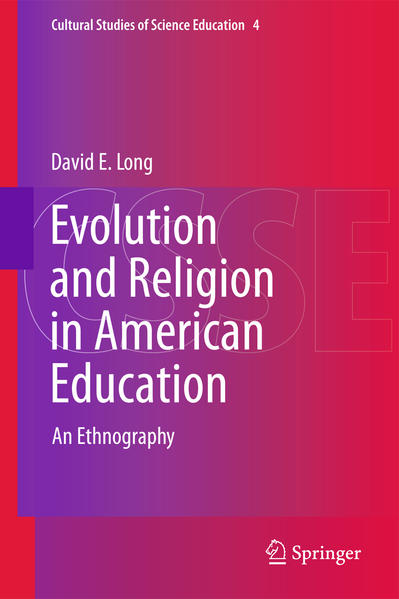 Evolution and Religion in American Education - Coverbild