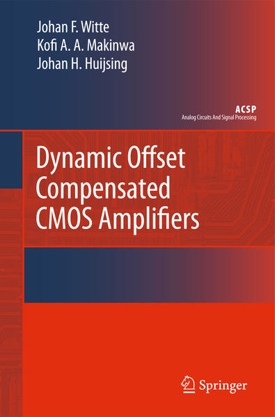 Dynamic Offset Compensated CMOS Amplifiers - Coverbild