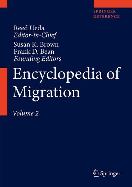 Encyclopedia of Migration - Coverbild