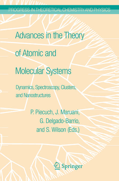 Advances in the Theory of Atomic and Molecular Systems - Coverbild
