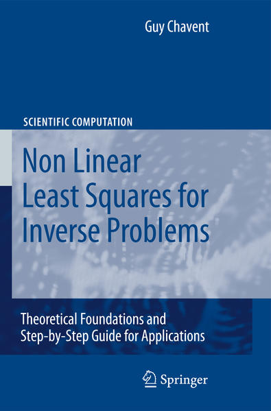 Nonlinear Least Squares for Inverse Problems - Coverbild
