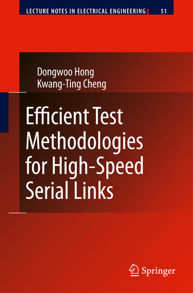 Efficient Test Methodologies for High-Speed Serial Links - Coverbild