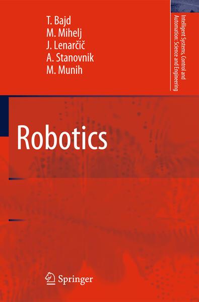 Robotics - Coverbild