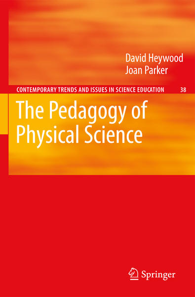 The Pedagogy of Physical Science - Coverbild