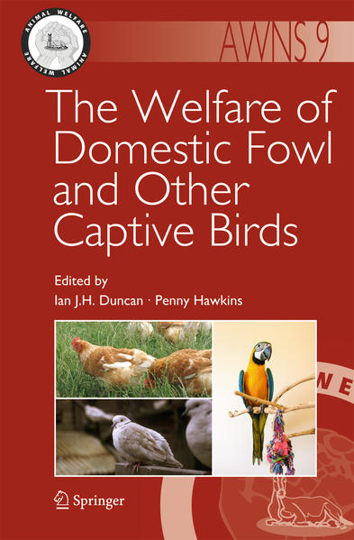 The Welfare of Domestic Fowl and Other Captive Birds - Coverbild