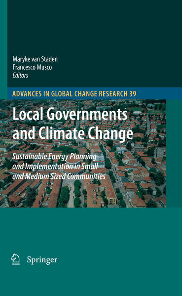 Local Governments and Climate Change - Coverbild