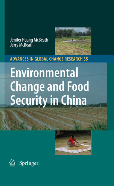 Environmental Change and Food Security in China - Coverbild
