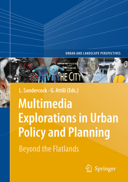 Multimedia Explorations in Urban Policy and Planning - Coverbild