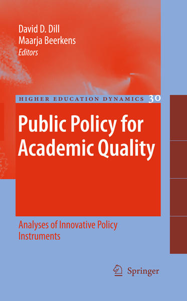 Public Policy for Academic Quality - Coverbild