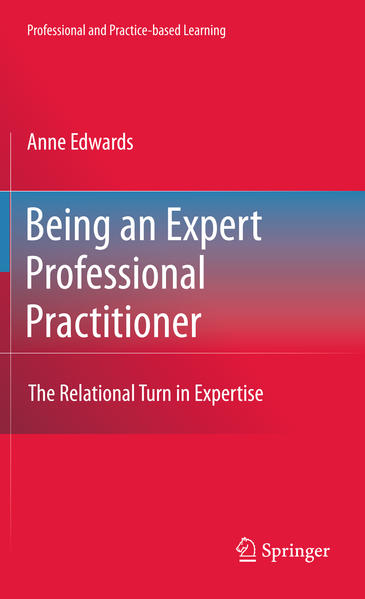 Being an Expert Professional Practitioner - Coverbild
