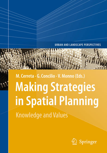 Making Strategies in Spatial Planning - Coverbild