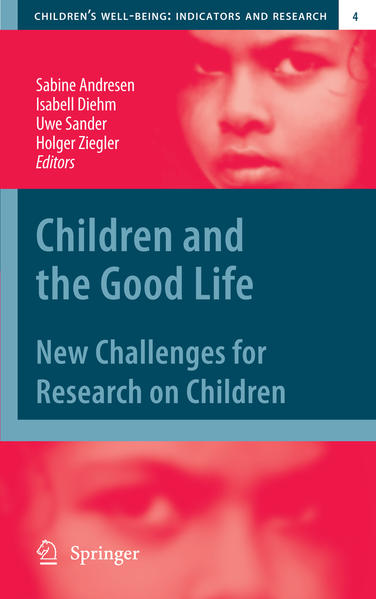 Children and the Good Life - Coverbild