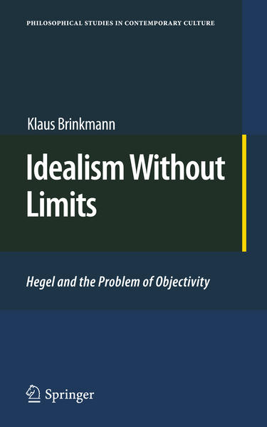 Idealism Without Limits - Coverbild