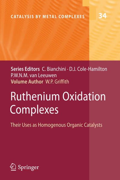 Ruthenium Oxidation Complexes - Coverbild