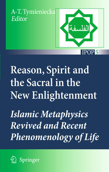 Reason, Spirit and the Sacral in the New Enlightenment - Coverbild