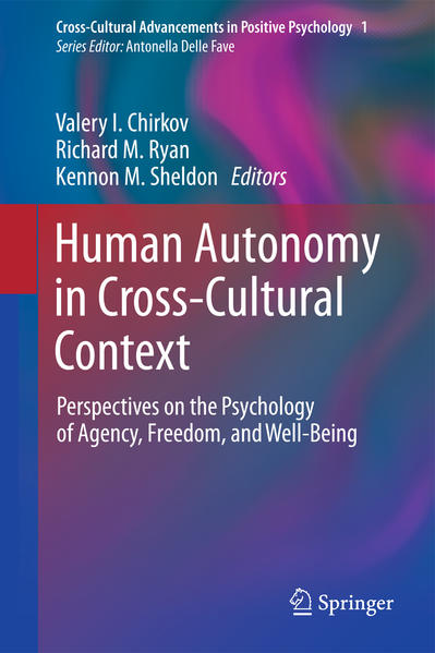Human Autonomy in Cross-Cultural Context - Coverbild