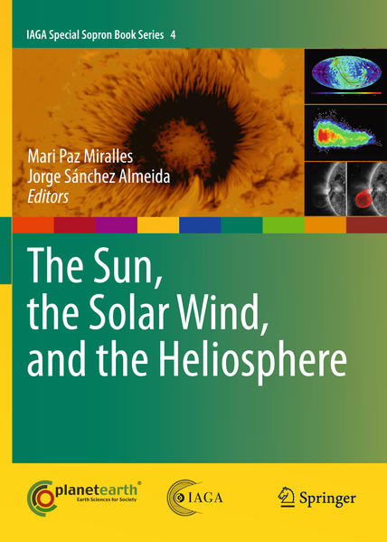 The Sun, the Solar Wind, and the Heliosphere - Coverbild