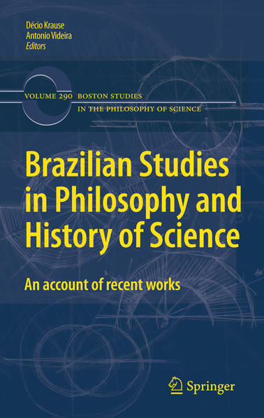 Brazilian Studies in Philosophy and History of Science - Coverbild