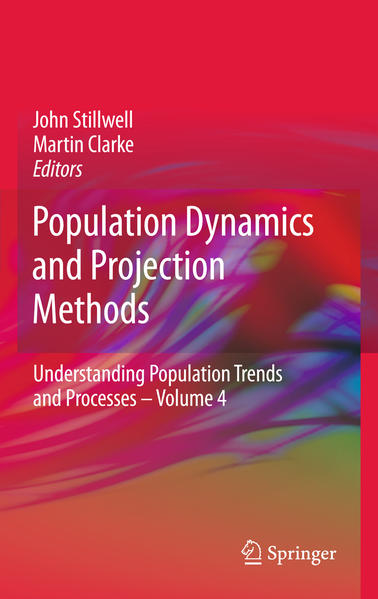 Population Dynamics and Projection Methods - Coverbild