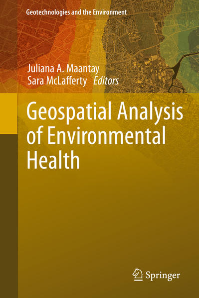 Geospatial Analysis of Environmental Health - Coverbild