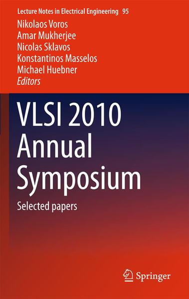 VLSI 2010 Annual Symposium - Coverbild