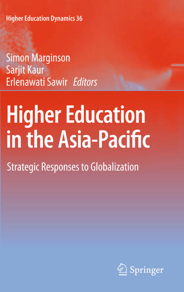 Higher Education in the Asia-Pacific - Coverbild