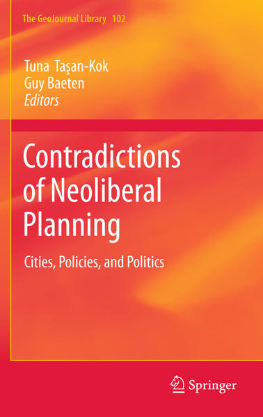 Contradictions of Neoliberal Planning - Coverbild