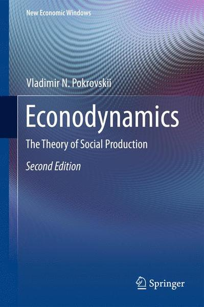 Econodynamics - Coverbild